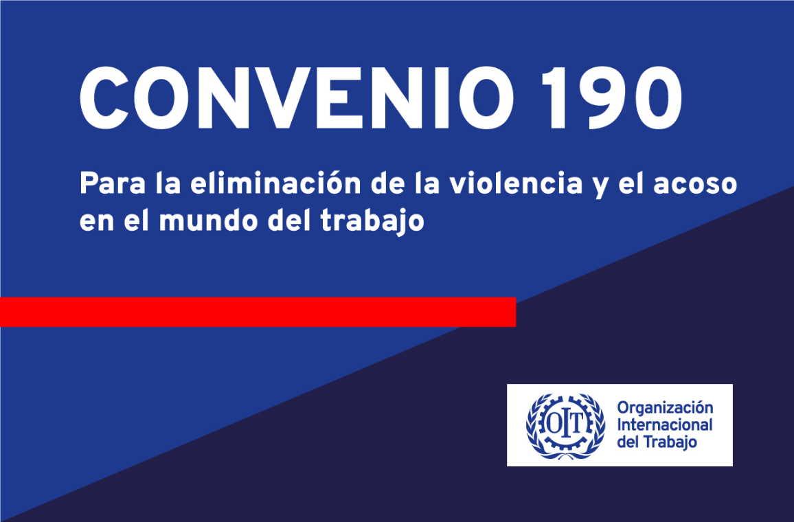 Lee más sobre el artículo Convenio 190 y Recomendación 206- OIT
