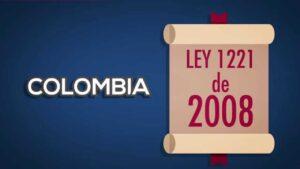 Lee más sobre el artículo Ley de Teletrabajo – Colombia